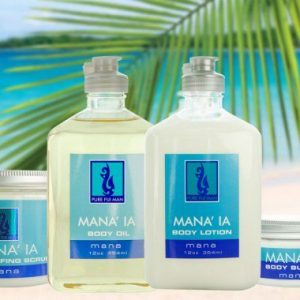 Mana'ia Pure Fiji Woman Beauty Nelson
